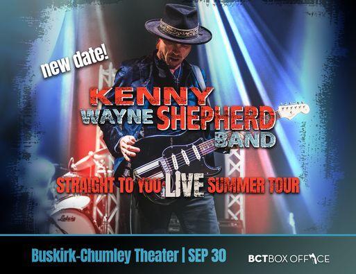 Kenny Wayne Shepherd Band, 30 September | Event in Bloomington | AllEvents.in