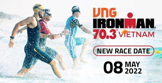 VNG IRONMAN 70.3 Việt Nam 2022, 8 May | Event in Danang | AllEvents.in