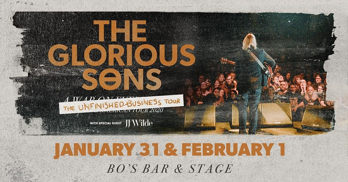 THE GLORIOUS SONS, 31 January | Event in Red Deer | AllEvents.in