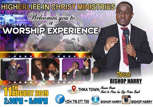AUGUST WORSHIP EXPERIENCE at Thika, Thika