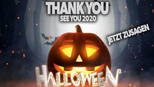 Halloween Party XXL 2020 Bamberg, 31 October | Event in Bamberg | AllEvents.in