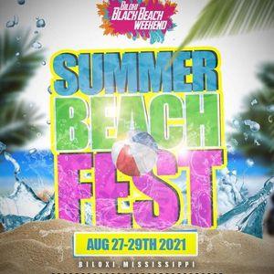 Black Beach Weekend Presents Summer Beach Festival