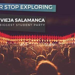 Nochevieja Salamanca Spains Biggest Student Party