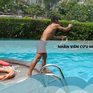 Pool Rescuer Training Course  Tp hun Nhn vin Cu h b bi