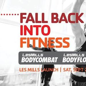 Les Mills Launch