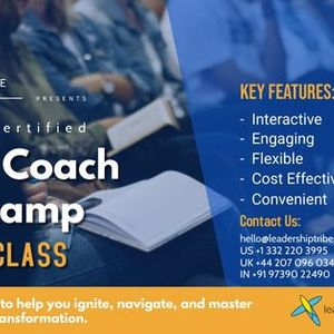 Agile Coach Bootcamp  Part Time - July