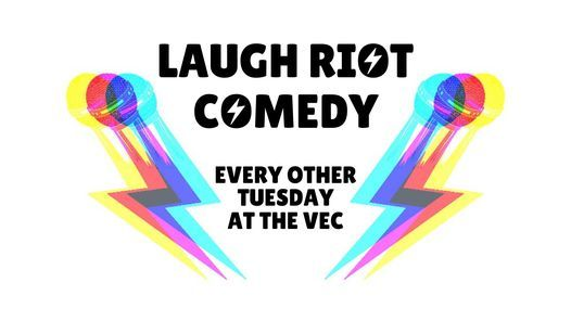 Laugh Riot, 19 January | Event in Victoria | AllEvents.in