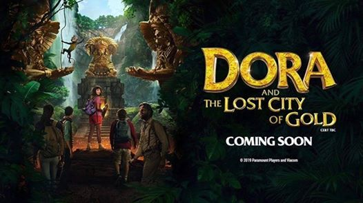 Premiere - Dora and the Lost City of Gold at Strand