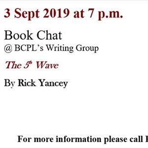 BCPLs Writing Group -