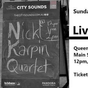 City Sounds - NKQ Jazz Quartet