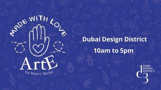 ARTE held at Dubai Design District (d3) | Event in Dubai | AllEvents.in