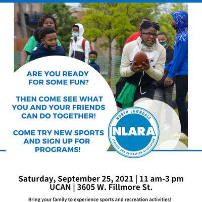Fall Community Sports Day