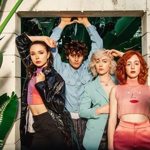 The Regrettes  Mnster Skaters Palace Caf