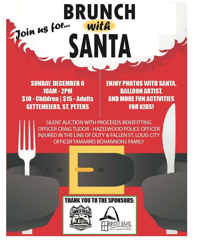 Brunch with Santa, 6 December | Event in St. Peters | AllEvents.in