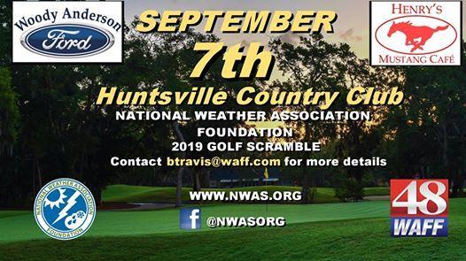2019 NWA Foundation Golf Scramble at Huntsville Country Club