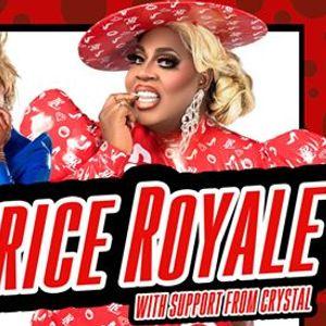 KLUB KIDS presents LATRICE ROYALE  Crystal (Drag Race UK) at The Fleece Bristol