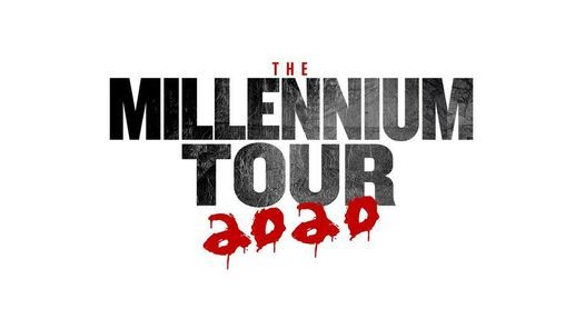 The Millennium Tour 2021, 28 March   Event in Newark   AllEvents.in