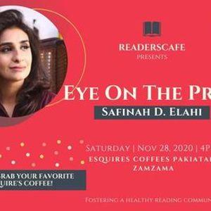 Author Talks - Eye on the Prize