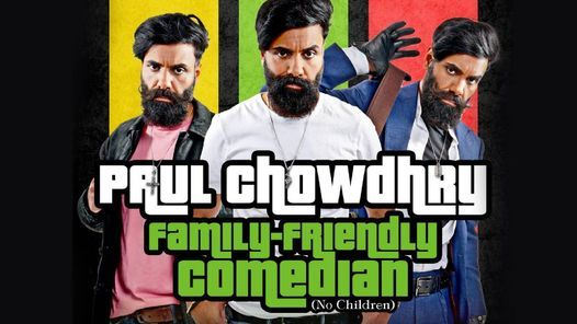 Paul Chowdhry, 10 December | Event in Manchester | AllEvents.in