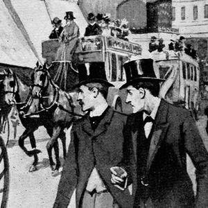 Sherlock Holmes Das Tal des Grauens Podcast