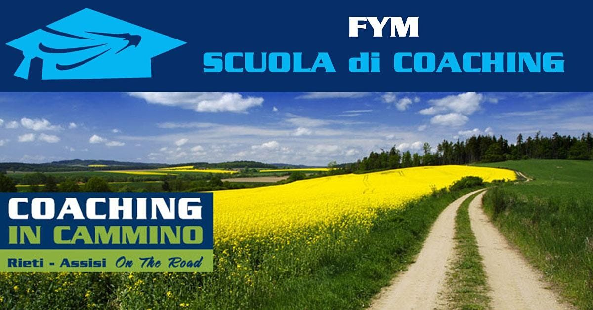 COACHING IN CAMMINO estate 2021, 26 August | Event in Rieti | AllEvents.in