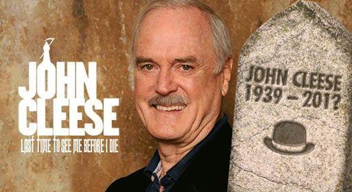 John Cleese - The Last Time To See Me Before I Die