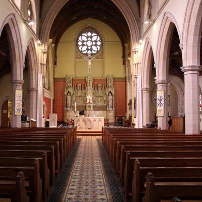 Sunday  9am Mass at St Edmunds