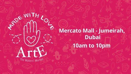 ARTE Market Pop Up In Mercato Mall, 21 May | Event in Dubai | AllEvents.in