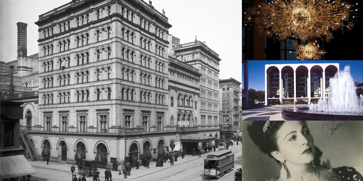 'The Metropolitan Opera: A History of Divas, Diamonds, & Drama' Webinar, 27 April | Online Event | AllEvents.in