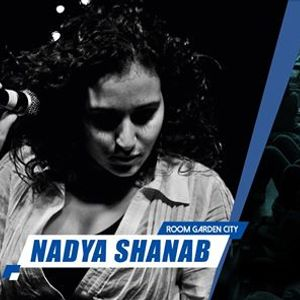 Nadya Shanab at Room Garden City