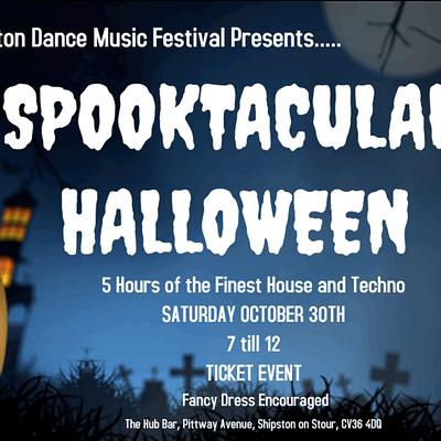 Shipston Dance Festival .. Spooktacular Halloween