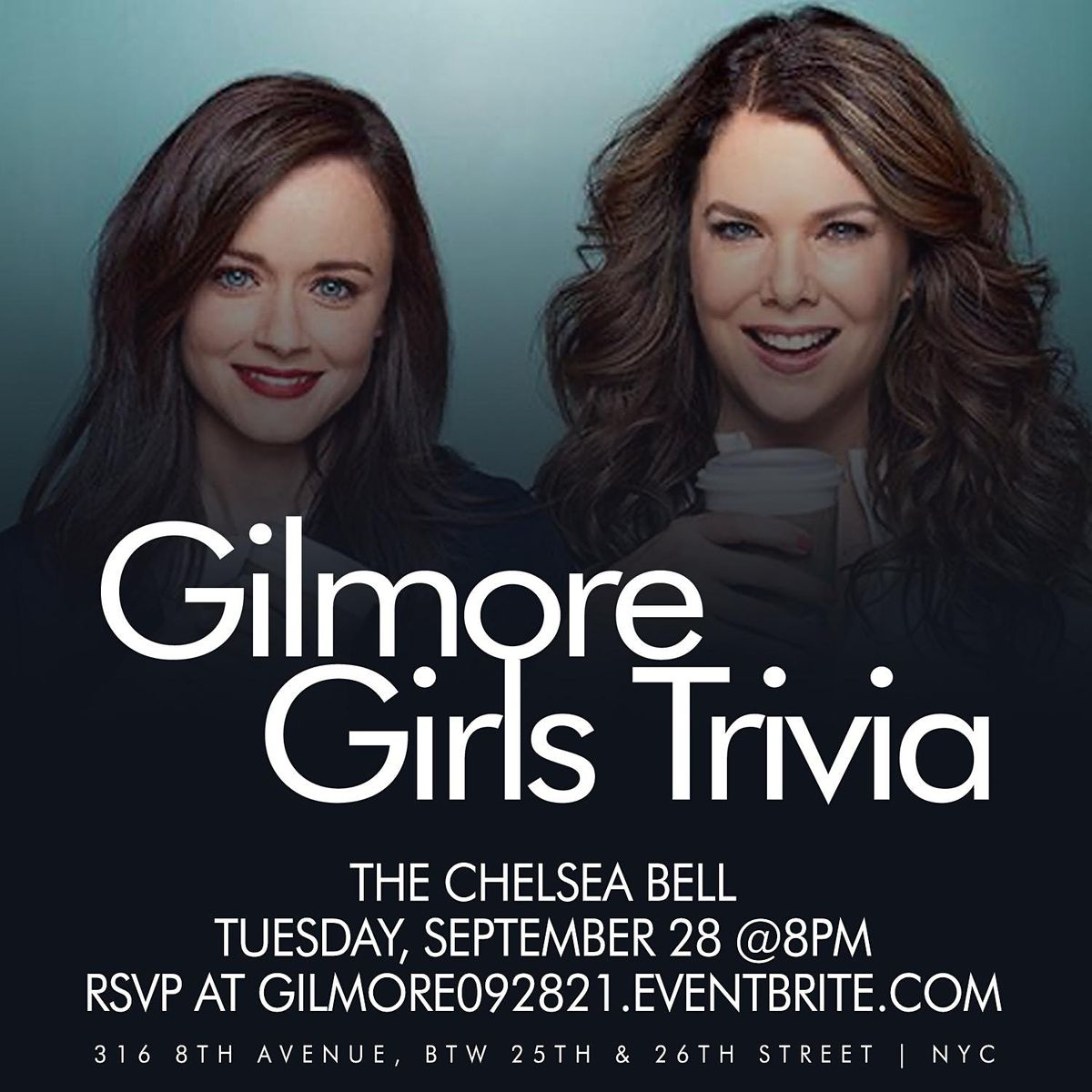 Gilmore Girls Trivia, 28 September   Event in New York   AllEvents.in