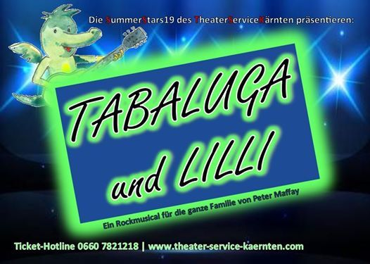 Summerstars 2019 Tabaluga und Lilli
