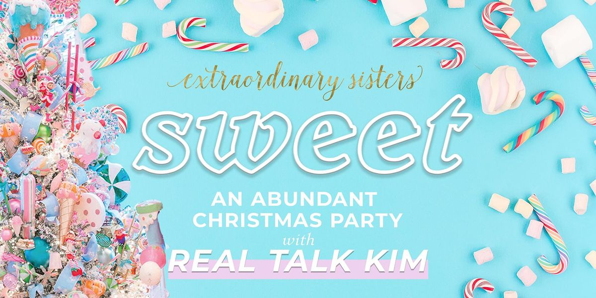 Womens Christmas Party 2020 | Featuring Real Talk Kim, Living Word