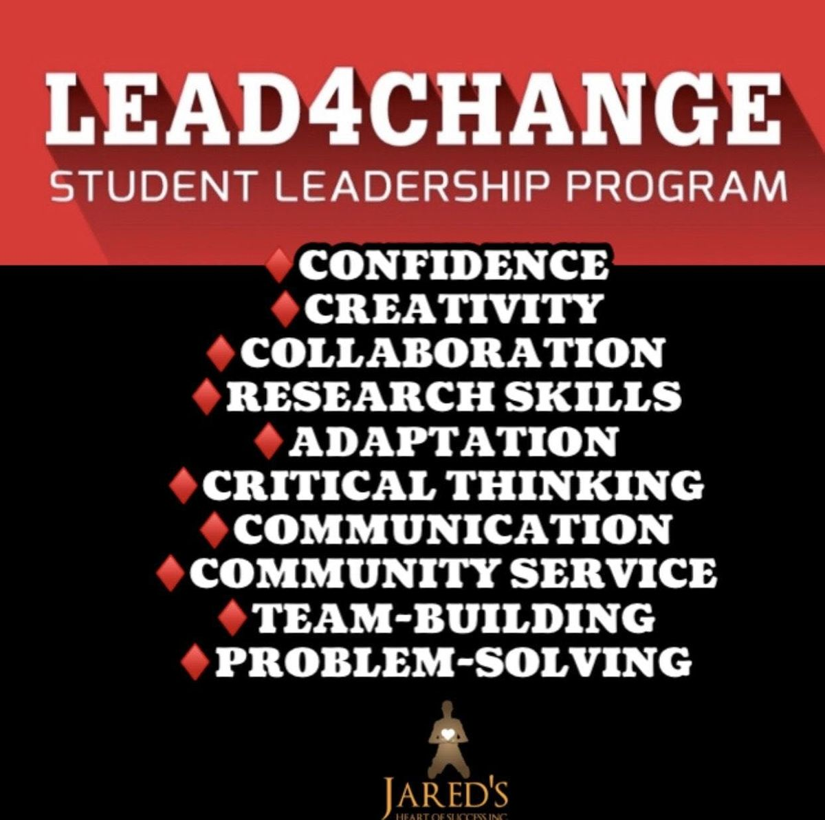JHOSI Lead4Change Leadership Program