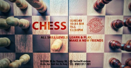 Chess at Section 30 | Event in Danang | AllEvents.in