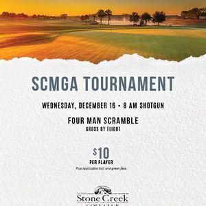 SCMGA Tournament - December