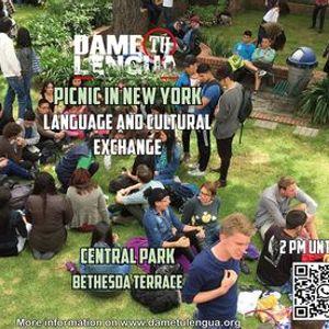 Dame tu Lengua New York Language and cultural exchange