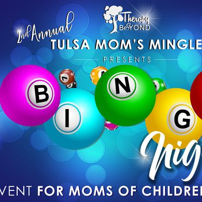 Therapy and Beyonds 2nd Annual Moms Mingle for Moms of Children with Autism - Tulsa