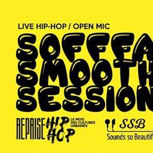 SOFFFA Smooth Session - Spciale HIP HOP