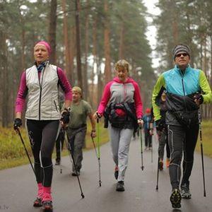 Walk to Wellness SomaYoga & Urban Poling