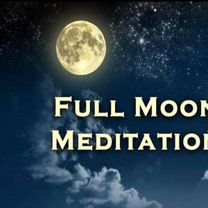 Full Moon Meditation for Beginners Ladies Only by Hannah Kamal