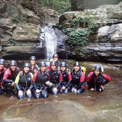 Womens Rainforest Canyon Adventure  (Wednesday) 15th January