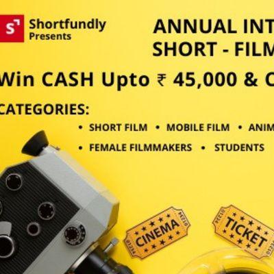 Shortfundly Annual ShortFilm Festival 2021