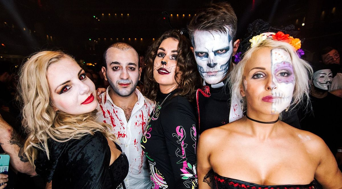 The Asylum - NYC's Annual & Biggest Halloween Weekend Kick-Off Party, 29 October   Event in New York   AllEvents.in