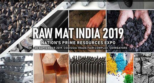 RAW MAT INDIA 2019