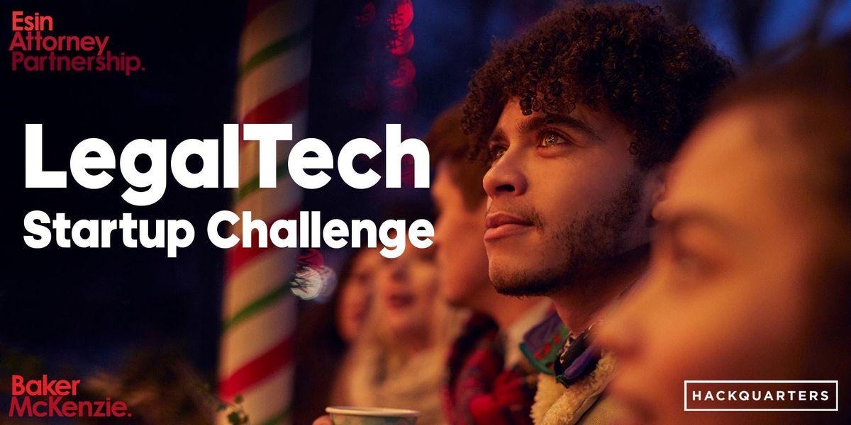 LegalTech Startup Challenge