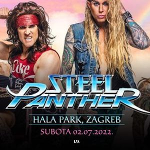 Steel Panther u Zagrebu