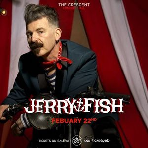 Jerry Fish Live in Concert