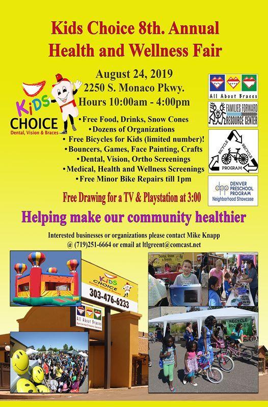 Kids Choice Health Fair